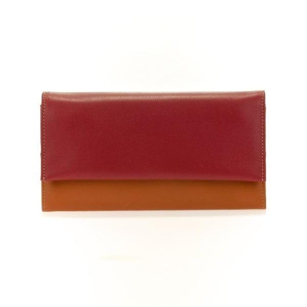 Peněženka a pouzdro na kreditní karty Matinee Red