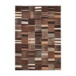 Ručně vázaný vlněný koberec Linie Design Decade, 170x240cm