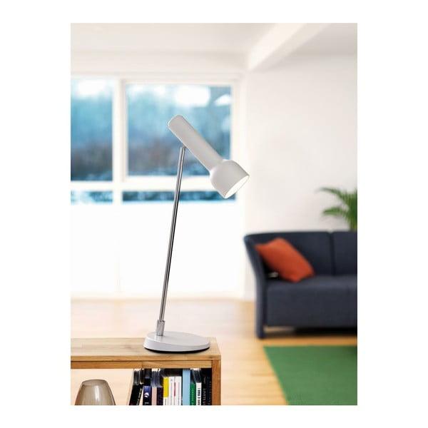Stolní lampa Straight White