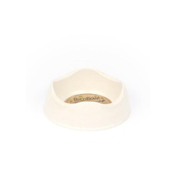 Psí/kočičí miska Beco Bowl 8,5 cm, přírodní