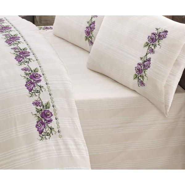 Povlečení Purple Rose, 210x230 cm