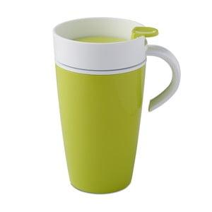 Limetkově zelený termohrnek Rosti Mepal Thermo,275ml