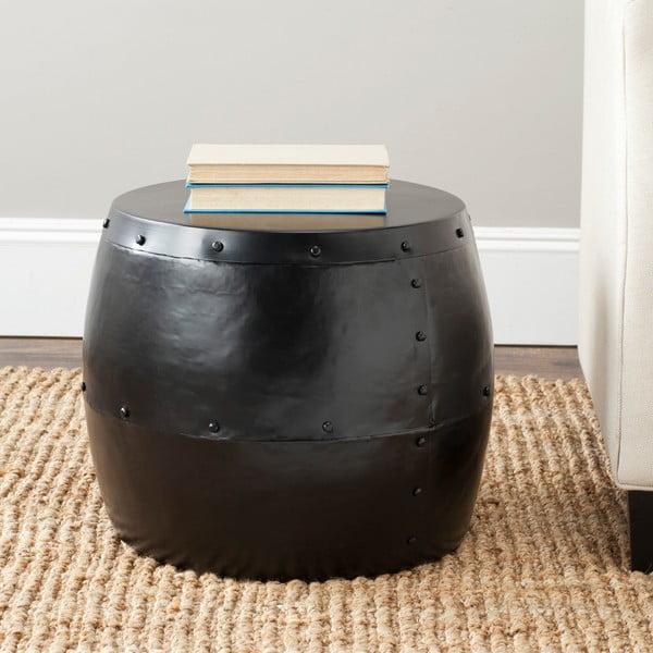 Odkládací stolek Safavieh Hogan Drum