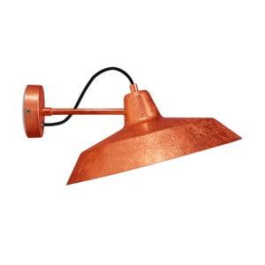 Nástěnné svítidlo v měděné barvě Bulb Attack Cinco Basic