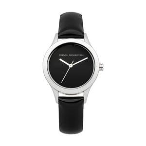 Černé dámské hodinky French Connection Léone