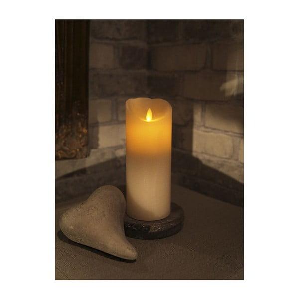 LED svíčka Twinkle, 20 cm