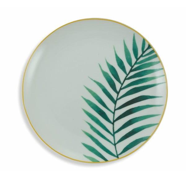18dílná sada nádobí z porcelánu a kameniny Villad'Este Urban Jungle