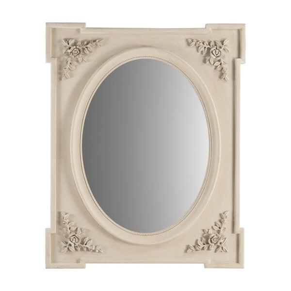 Zrcadlo Grigio Anticato, 80x65 cm