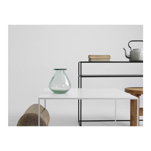 Măsuță de cafea Custom Form Tensio, lungime 80 cm, alb