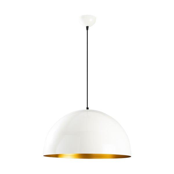 Berceste fehér mennyezeti lámpa, ø50cm - Opviq lights