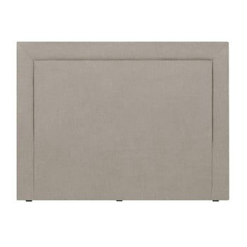 Tăblie de pat Mazzini Sofas Ancona, 200 x 120 cm, crem de la Mazzini Sofas