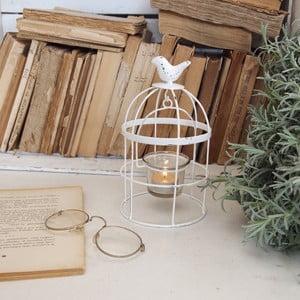 Svícen na čajovou svíčku Bird Cage