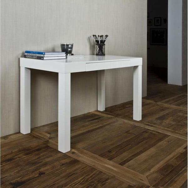 Pracovní stůl Angela, bílý