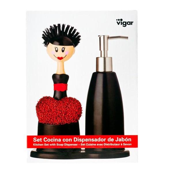 Set na mytí nádobí Vigar Flamengo