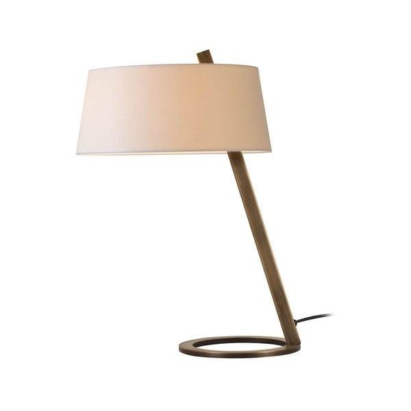 Krémová stolní lampa Way Surf