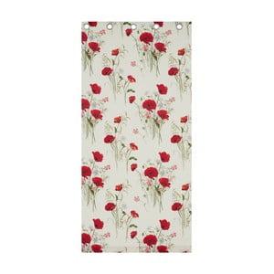 Draperie Catherine Lansfield Wild Poppies, 168x183cm