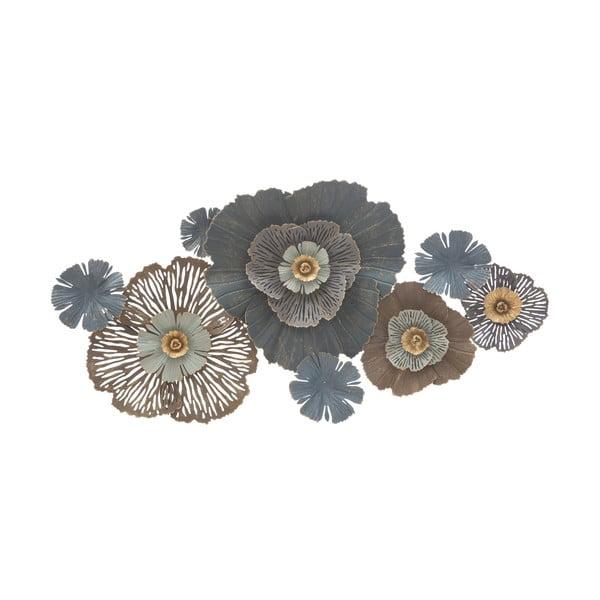 Kovová závěsná dekorace MauroFerretti Tod, 132,5x67,5cm