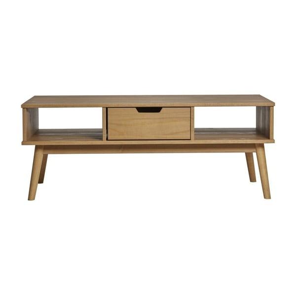 Konferenční stolek z masivního borovicového dřeva Marckeric Cusco