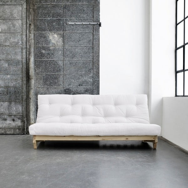 Canapea extensibilă Karup Fresh Natural