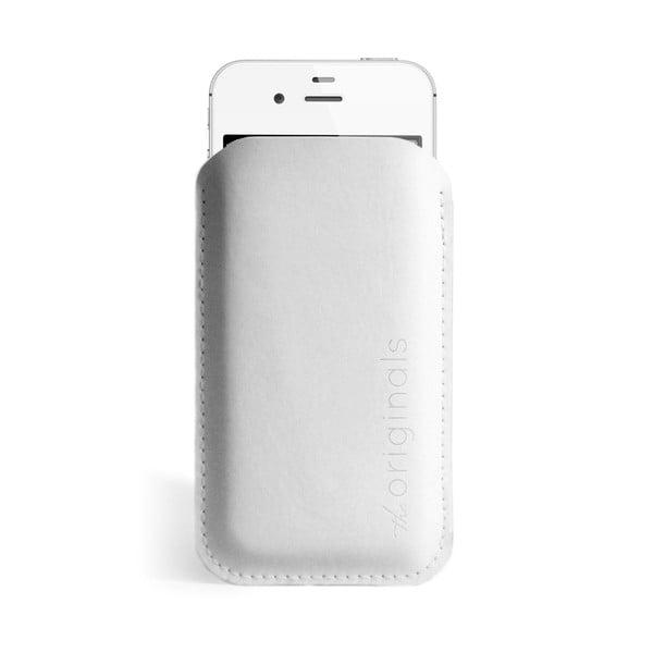 Obal na iPhone 4, bílý