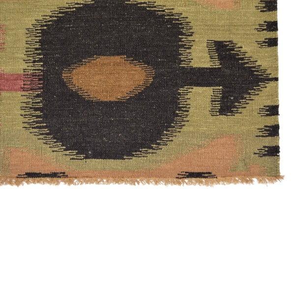 Ručně tkaný koberec Ethno, 140x200 cm