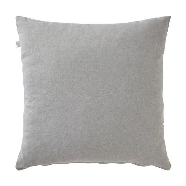 Polštář s náplní Quadro Grey, 45x45 cm
