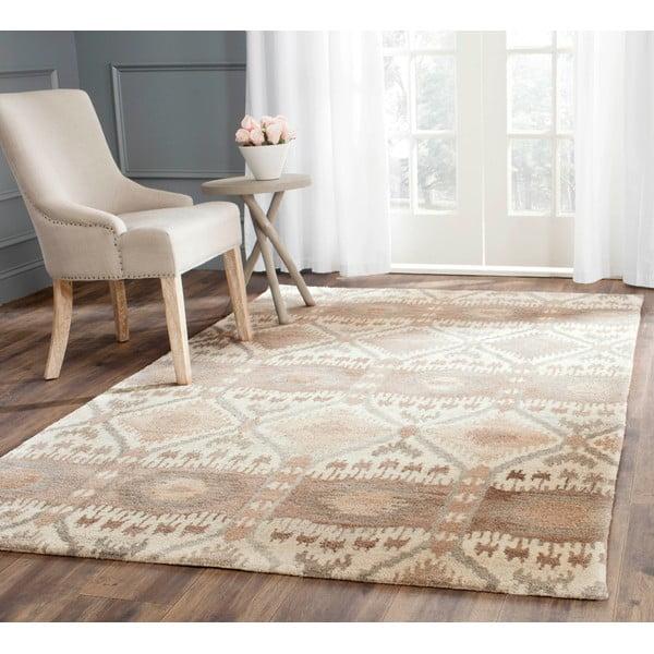 Vlněný koberec Llaria, 152x243 cm