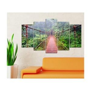 Vícedílný obraz 3D Art Tahnino, 102x60cm
