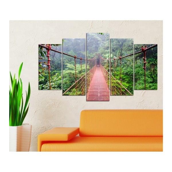 Vícedílný obraz Insigne Tahnino, 102x60cm