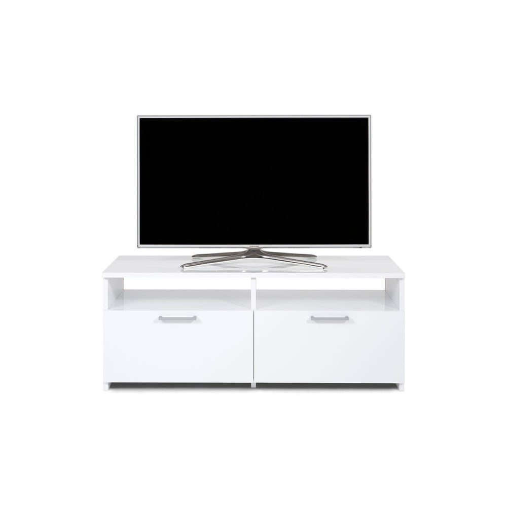 Bílý TV stolek MobiliFiver Rachele