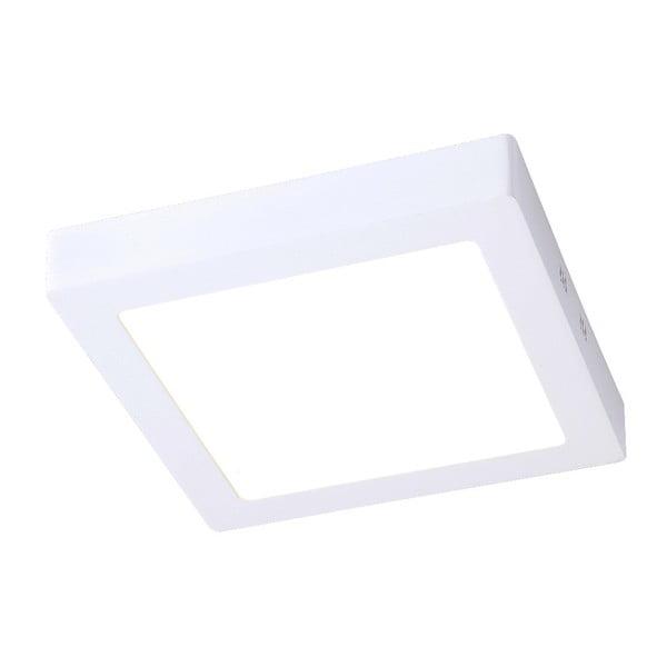 Bílé stropní svítidlo s LED světlem SULION Pluriel Square