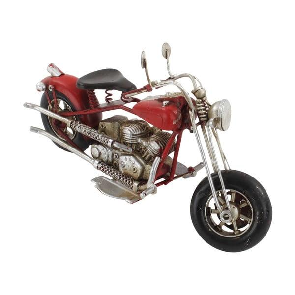 Dekorativní motorka InArt Metal Moto