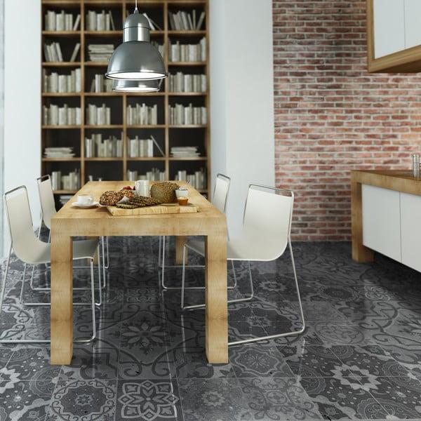 Grey Stones vízálló padlómatrica, 60 x 90 cm - Ambiance