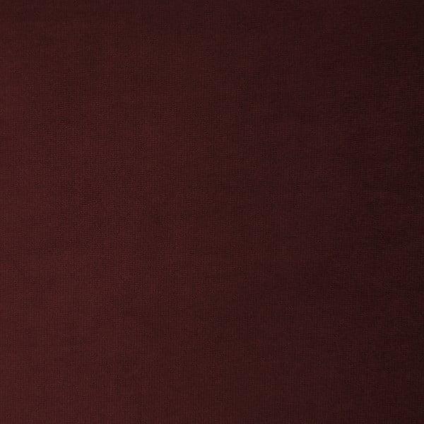 Tmavě červená 3místná pohovka Vivonita Etna