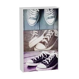 Pantofar cu 3 compartimente 13Casa Fancy Shoes
