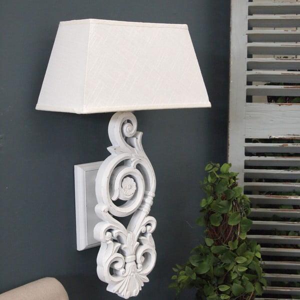 Nástěnná lampa White Antique