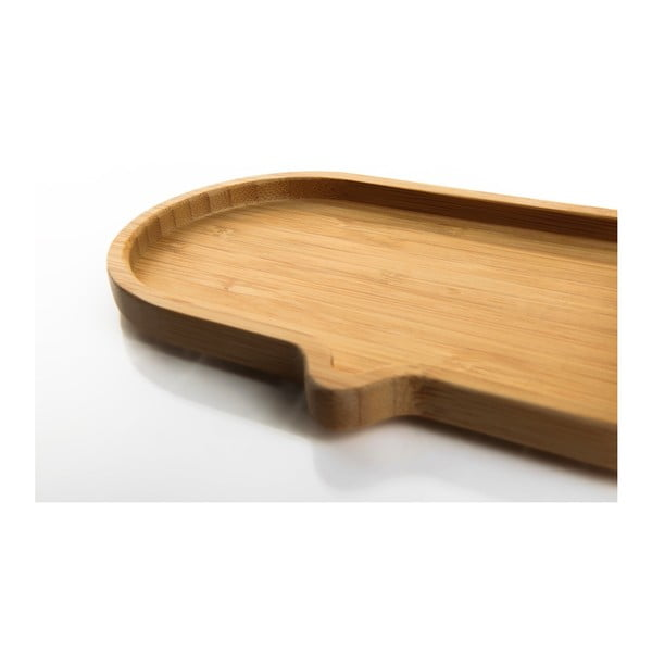 Bambusový servírovací podnos Locco Oval