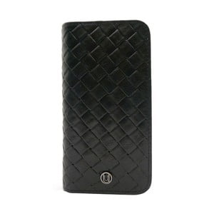 Obal na iPhone6 Wallet Weave Black