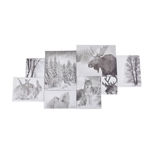 Obraz Ewax In Winter, 80 x 40 cm