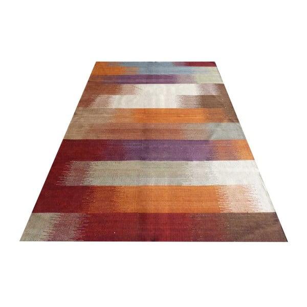 Vlněný koberec Kilim no. 180, 120x180 cm