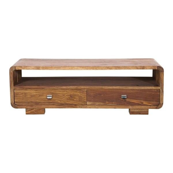 Masă din lemn pentru TV Kare Design Authentico Club