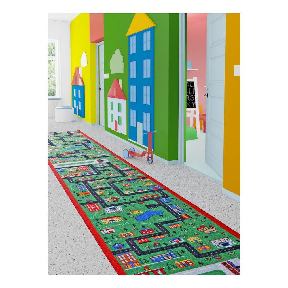 Dětský koberec Kids Rail, 100 x 150 cm
