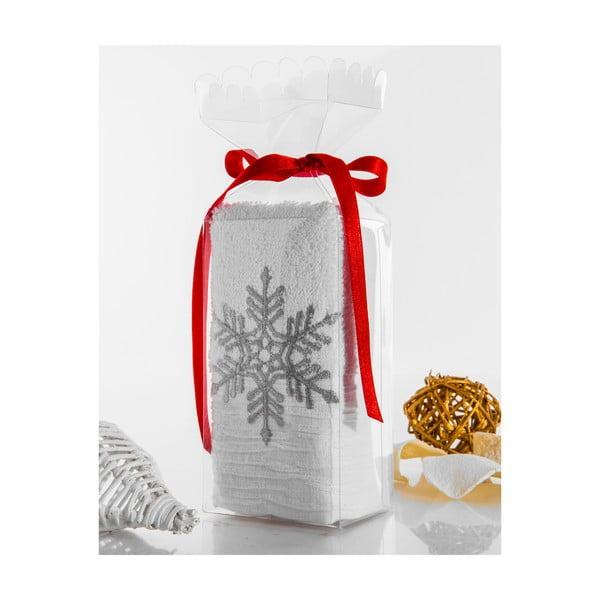 Osuška v dárkovém balení Christmas V12, 30x45 cm