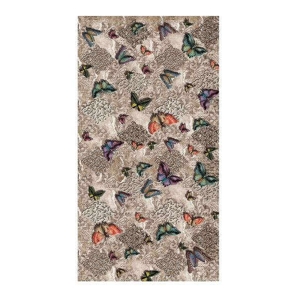 Odolný koberec Vitaus Gunter,50x80cm