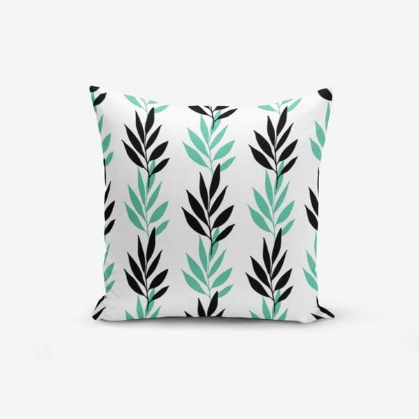 Leaf Modern pamutkeverék párnahuzat, 45 x 45 cm - Minimalist Cushion Covers