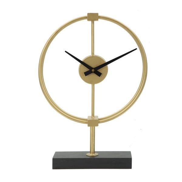 Glam aranyszínű asztali óra - Mauro Ferretti
