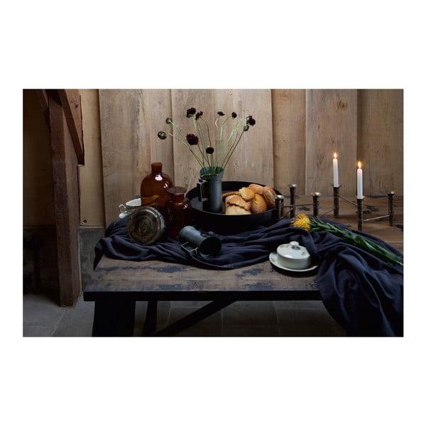 Jídelní stůl z masivního borovicového dřeva De Eekhoorn Craft, 220x90cm