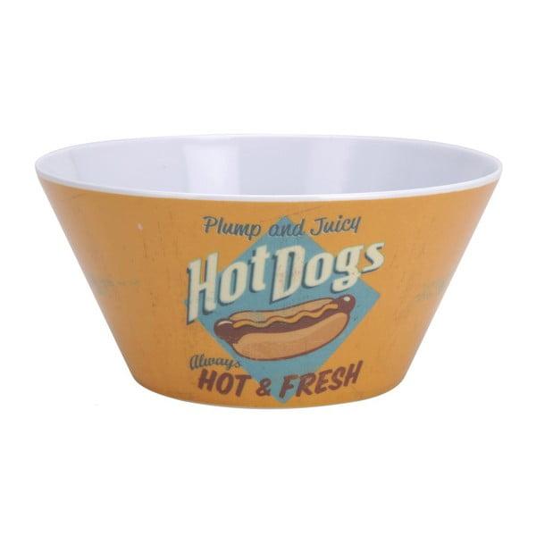 Kempinková sada nádobí Hot Dogs, 6 ks