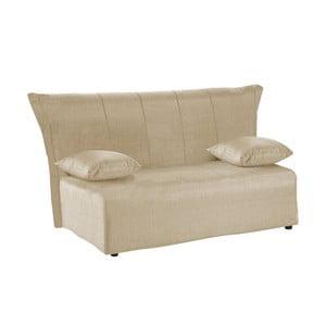 Canapea extensibilă cu 3 locuri 13Casa Cedro, crem