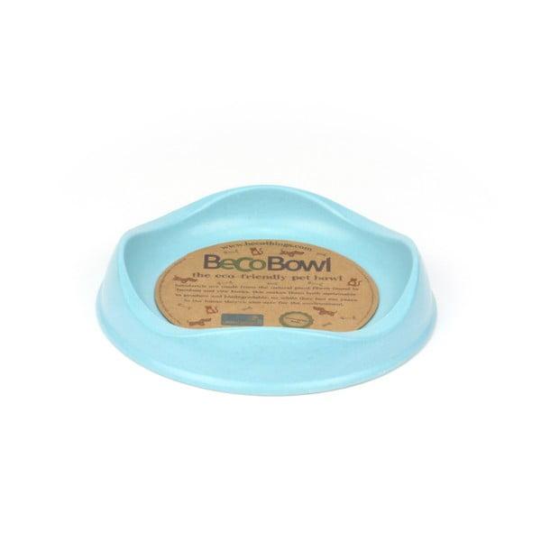 Kočičí miska Beco Bowl Cat, modrá